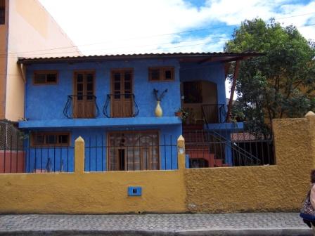 Posada del Arte, Banos, Ecuador