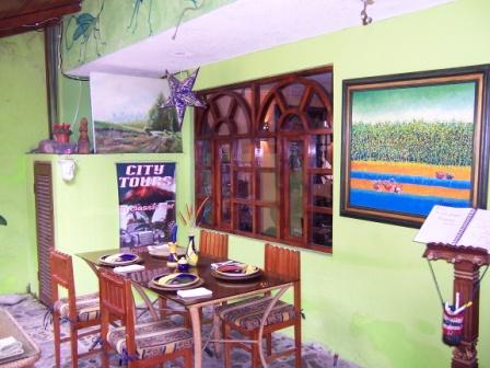 Posada del Arte Restaurant