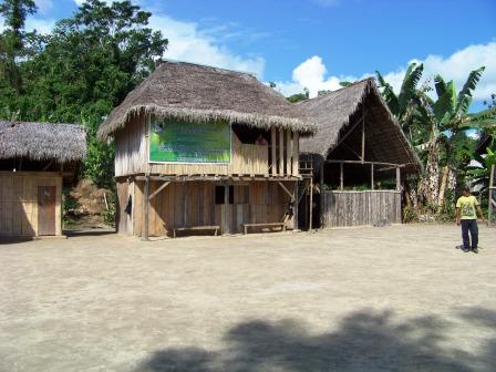 Kichwa village