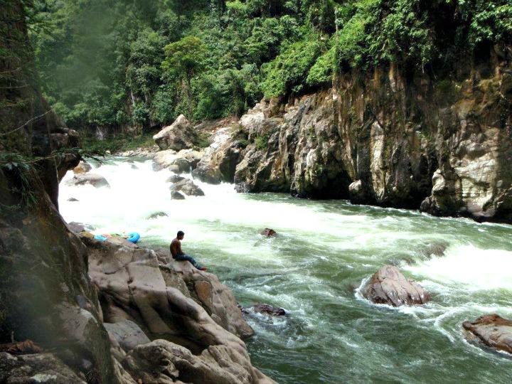 Misahualli River Ecuador