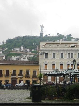 El Panecillo - Quito, Ecuador