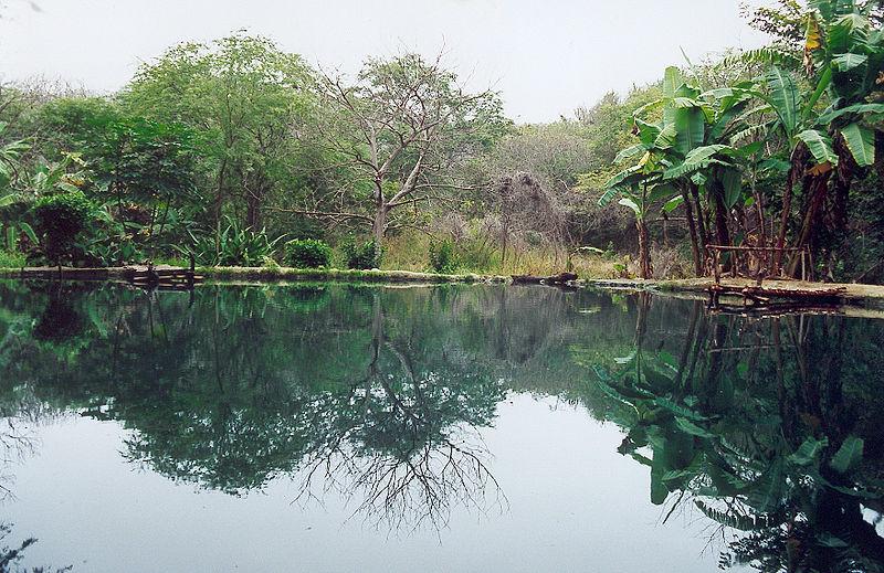 Agua Blanca Lagoon