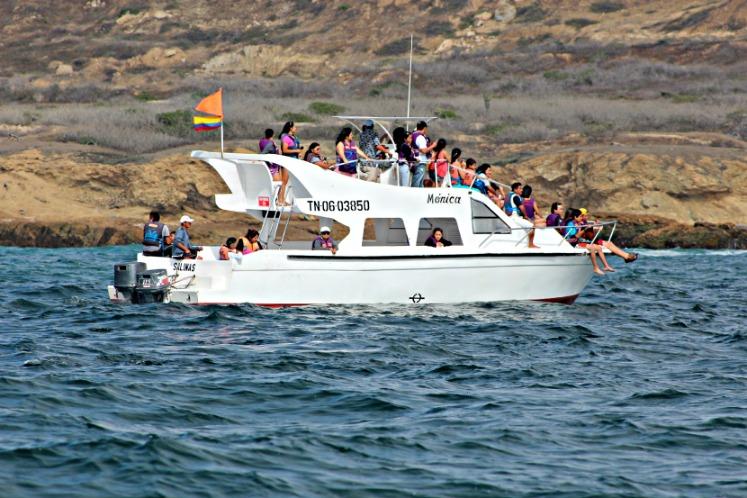 Avista Travel Salinas Ecuador