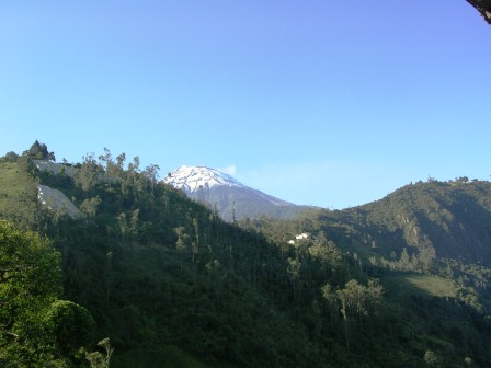 Tungurahua Volcano - Baños Ecuador