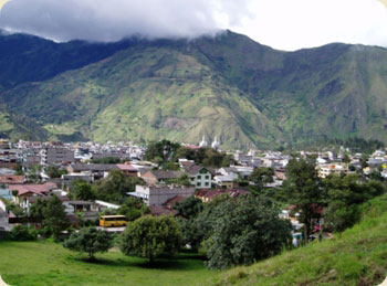 Beautiful pictures of ecuador