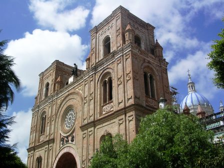 Cuenca's New Cathedral