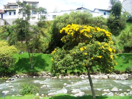 The Tombebamba River