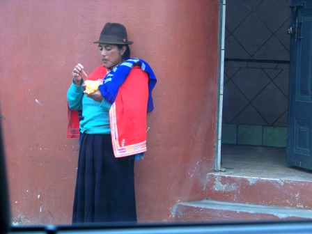 Ecuador people