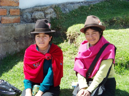 Meet Ecuador's People