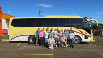 Guided group tours