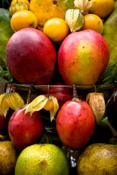 Fruit grown in Ecuador