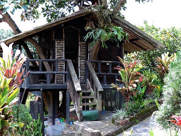 Tree House at Jardines de Chamana