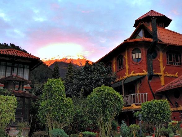 Jardines de Chamana Hotel in Baños
