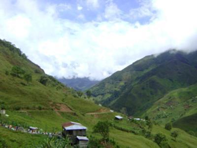 Rice Fields around Macará