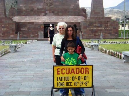 Visit the Center of the Earth - Mitad del Mundo