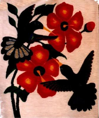 Wall Hanging from Otavalo