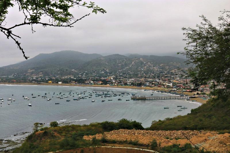 Puerto Lopez Ecuador