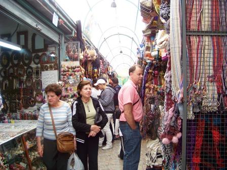 Mariscal Market, Qutio