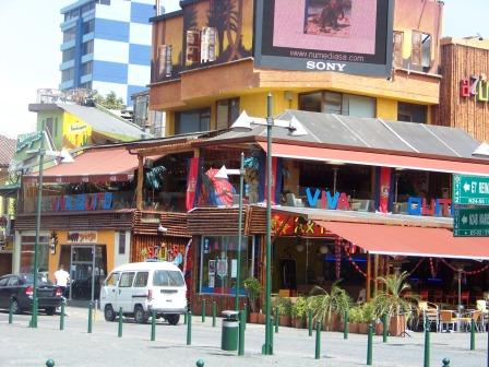 Plaza Foch, Mariscal, Quito