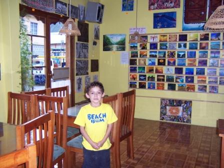 Banos Ecuador Restaurants