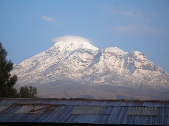 Mt Chimborazo