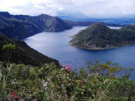 Cuicocha, Ecuador