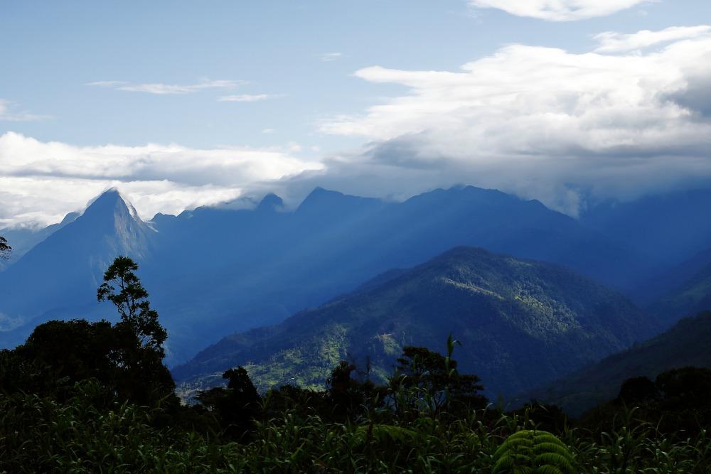 Morona Santiago Province - Ecuador - Near San Juan Bosco