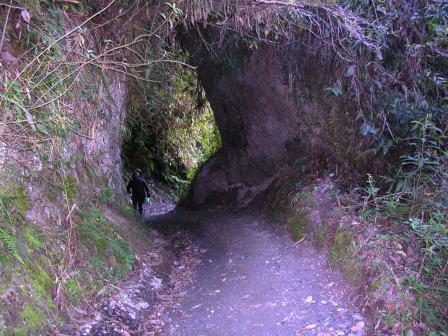 Hiking Baños Ecuador