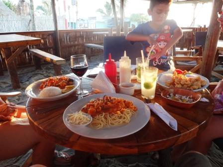 Bambu Restaurant, Canoa