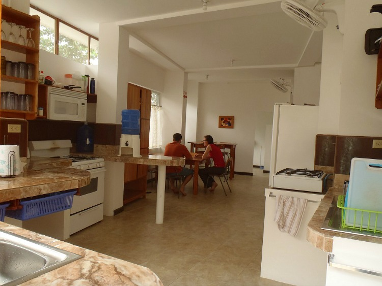 Make your own meals in our communal kitchen