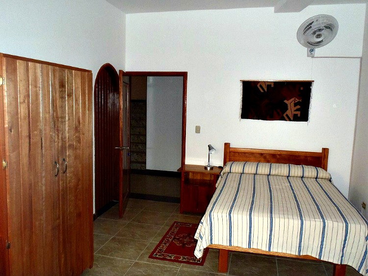 Clean private rooms at your home away from home