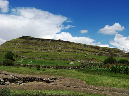 Pumapungo archaeological ruins, Cuenca