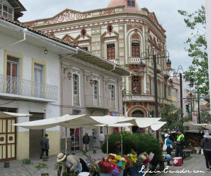 Cuenca, Ecuador is one of the most popular expat destinations.