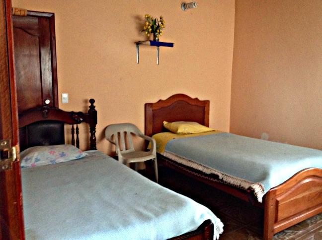 Hostal La Via Baeza Ecuador