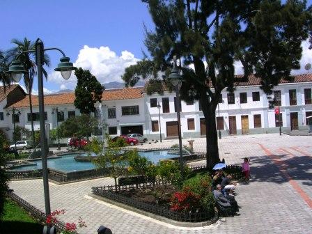 Plaza San Sebastian, Cuenca