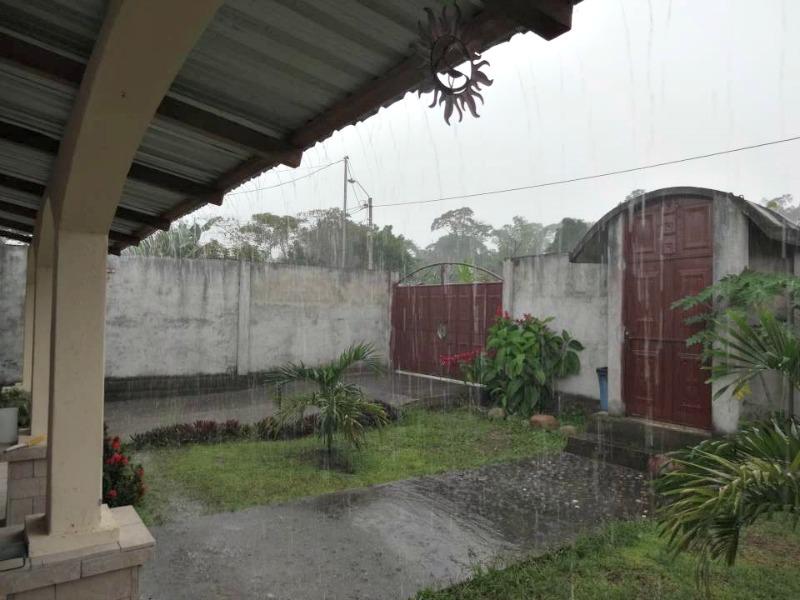 Weather in Ecuador