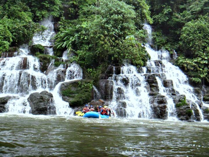 The Jondachi/Hollin River trip