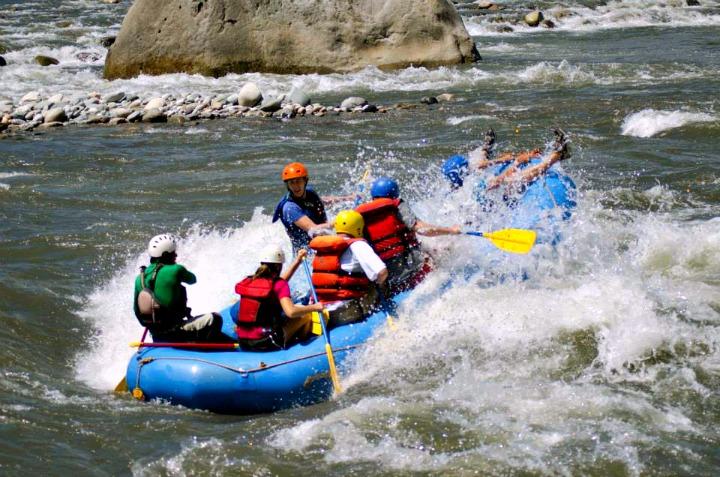 The Jatunyacu River