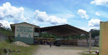 School in Ecuador